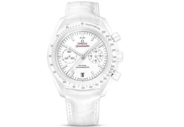 白い時計1